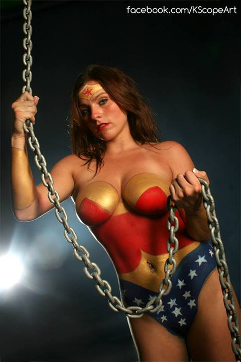 Halloween Body Painting Dos and Don'ts